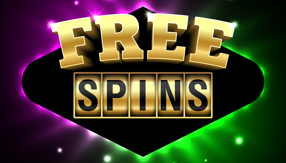 Online casinos are doing their best to keep the free spin bonus relevant