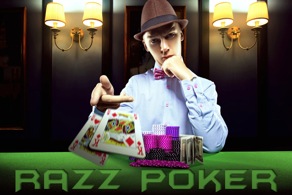 Razz Poker Online: All That You Need to Know